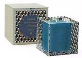 FRINGE STUDIO ALCHEMY クリスタルブロックキャンドル <ブルー>