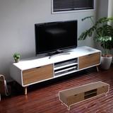 【予約販売9月下旬入荷予定】テレビ台 ローボード 150cm幅 テレビボード 木製 ウォールナット