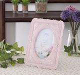 Crystal Rhinestone Gift Resin Photo Frame