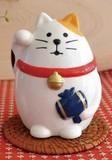 ■2015 お正月グッズ■ 招き猫貯金箱
