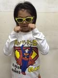 【SALE 23%OFF】<即納>【2014年秋冬新作】スーパーヒーロー ロングTシャツ