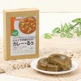【こだわりの植物性素材】ビオクラのおいしい カレー・るぅ 【生産国:日本】