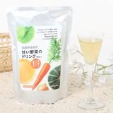 【野菜の甘さが体に染み渡る】甘い野菜のドリンク (300g) 【生産国:日本】