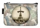 レ ケーク ド ベルトラン LES CAKES DE BERTRAND PARIS  Le Mini Purse  ポーチ エッフェル塔