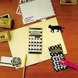 【カリキュレーター(電卓)】ミュージック(音符)・ネコ/CAT(猫)