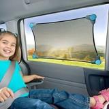 【BRICA】NEWマルチフィット・サンシェード ≪ドライブのお出かけをぐっと快適に≫