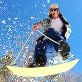 【SPOONER】ヤードボード ≪草や砂、雪の上も楽しめる≫