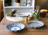 Curry Plate Scandinavia Platter