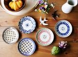 ◆人気商品!◆ポランウェア プレート 【日本製】 北欧/東欧/取皿