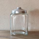 【ガラス容器】駄菓子レトロガラス瓶