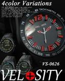 最終セール-VELSITY- ラバータイプ 男女兼用 腕時計 ★VS-0626