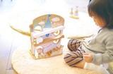 【木製玩具】星ふるお城でコロコロあそび