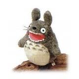 【となりのトトロ】ぬいぐるみ/S(大トトロ)★吠え★