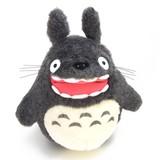 【となりのトトロ】ぬいぐるみ/M(大トトロ)★吠え★