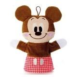 【Disneyミッキー】ハンドパペット★はじめてフレンズ★★ベビー用品★