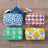 【ポーチS】<JUBILEEgg>バッグの中の小物をスッキリ整理◆A6サイズ・コの字ファスナー