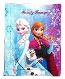 アナと雪の女王 ボアブランケット Family