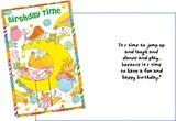 Stockwell Greetings グリーティングカード バースデー <三日月×アニマル×星>