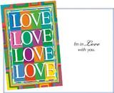 Stockwell Greetings グリーティングカード <LOVE>