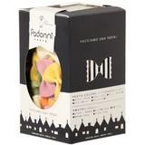 【パスタ】プレゼントやギフトに!【Padonni】パドンニBOX 虹の小さい蝶ちょ(150g)