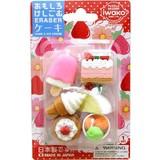 IWAKO Cake Blister Pack Eraser
