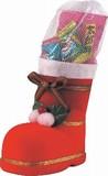 【ATC】クリスマスブーツ(中)お菓子入