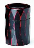 [木製品の特価商品]■【漆器/茶筒】曙木製茶筒