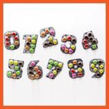 【お菓子】『ウィットナンバーチョコ』 チョコレート