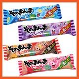 【お菓子】『そのまんまフーセンガム』<ソーダ/コーラ/ピーチ/グレープ>