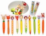 【プレゼントや粗品に♪】森の仲間たち・ボールペン 可愛いボールペン!