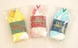 【和雑貨】着物タオルハンカチ 和風デザインで贈り物にも最適!