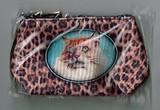 レ ケーク ド ベルトラン LES CAKES DE BERTRAND PARIS  コインポーチ 小銭入れ 猫 ヒョウ柄