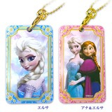 アナと雪の女王 アクリルパスケース