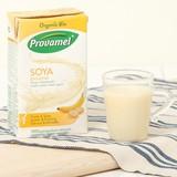 【豆乳】オーガニック 豆乳飲料 バナナ味 (250ml) [プロヴァメル]