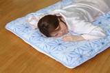 【直送可能】【日本製】伝統技術と科学技術のコラボレーション ちぢみ+温度調節敷パッド
