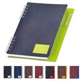 ■ステーショナリー■【kleid】2face ring notebook<penholder>(2フェイスリングノート<ペンホルダー付>)