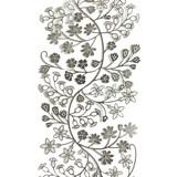 【用途色々】WreathバイオレットS【longwell】【メタル製オーナメント】