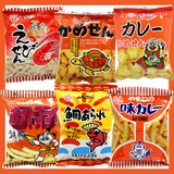 【お菓子】『スナック菓子』<6種>袋入スナック