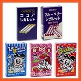 【お菓子】『シガレット』<ココア/コーラ/イチゴ/サワー/ブルーベリー> 砂糖菓子