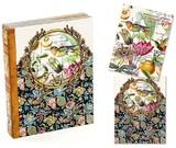 【在庫処分セール】ミッシェルデザインワークス ブック型ボックス入りグリーティングカード【ネロリ】
