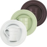 Cups & Saucer Art Base Modern Mug Resin