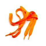 シューレース靴紐 カスタマイズ靴紐 ビビットカラー オレンジ FU