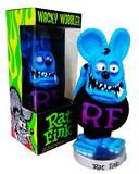 BIG DADDYエドロスの名キャラクター『RAT FINK』!【ボビングヘッド★ラットフィンク(ブルー)】