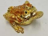 エナメル銭蛙