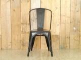 Dining Chair 1 Set 2 Pcs Black Assort
