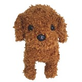 Premium Puppy Toy Poodle Soft Toy