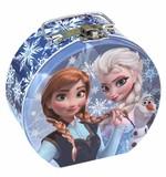 アナと雪の女王 ラウンドティンBOX