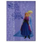 アナと雪の女王 Wクリアファイル ヴァイオレット