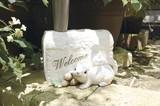 【玄関でかわいい動物達がお出迎え】【アンブレラスタンド】レイニースクイレル