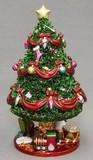 【2016クリスマス】クリスマスリボンオルゴールツリー